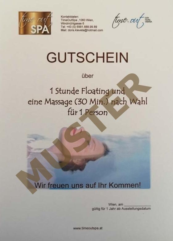 TimeOut Spa Gutschein